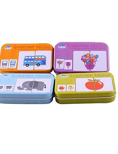 preiswerte Lernkarten-Lernkarten Bildungsspielsachen Kartonpapier Vorschule Unisex Spielzeuge Geschenk 32 pcs