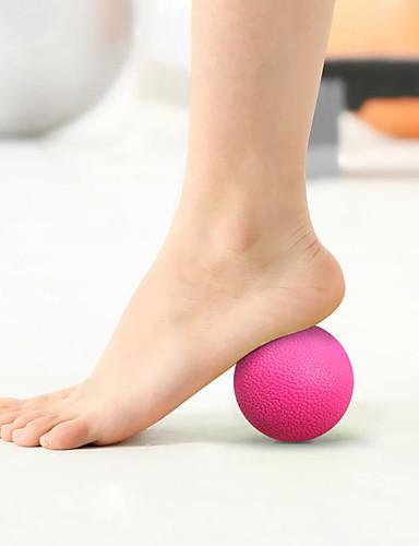 povoljno Vježbanje, fitness i joga-Lopta za masažu TPE Fizikalna terapija Pain Relief Masaža dubokog tkiva mišića Yoga Pilates Sposobnost Za