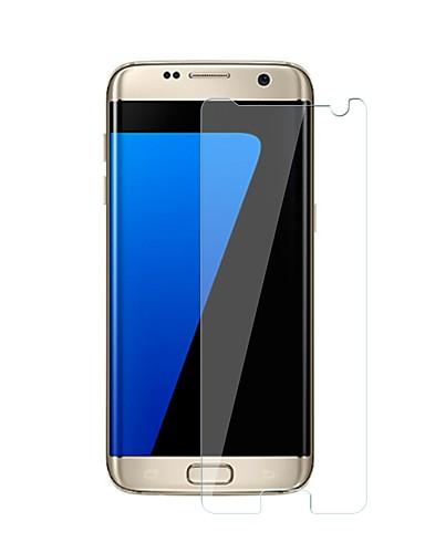 Samsung GalaxyScreen ProtectorS7 edge 9H tvrdoća Prednja zaštitna folija 1 kom. Kaljeno staklo