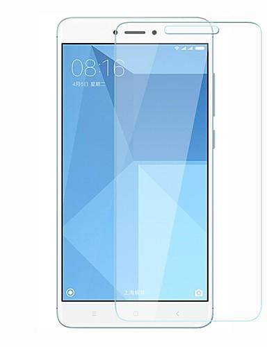 XIAOMIScreen ProtectorXiaomi Redmi Note 4X 9H tvrdoća Prednja zaštitna folija 1 kom. Kaljeno staklo