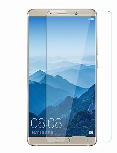 HuaweiScreen ProtectorMate 10 9H tvrdoća Prednja zaštitna folija 1 kom. Kaljeno staklo