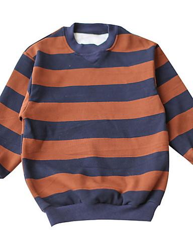 bb89a8002b6 Baby Girls  Street chic Striped Long Sleeve Acrylic Sweater   Cardigan Navy  Blue   Toddler 6815710 2019 –  20.94