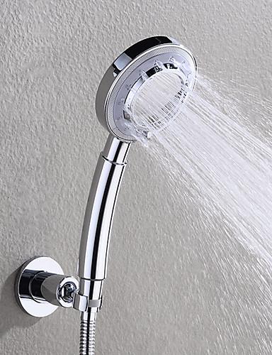 cheap Hand Shower-Contemporary Hand Shower Chrome Feature - Design, Shower Head