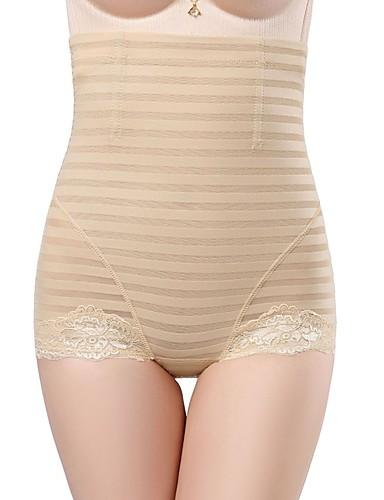 preiswerte Damen Slips-Damen Schwangerschaft Polyester Grundlegend, Solide - Nahtlos / Formwäsche Höschen 1pc Hohe Taillenlinie
