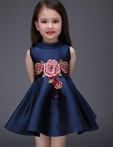 Royal Blue Spandex Dress