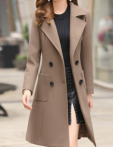 UZ Global Robe Style Amazing Brown Leather Coat for Women