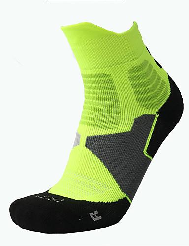cheap Cycling-Compression Socks Ankle Socks Long Socks Athletic Sports Socks Football Socks Cycling Socks Men's Women's Bike / Cycling Cycling Camping & Hiking Fitness, Running & Yoga 1 Pair Winter Yarn Dyed