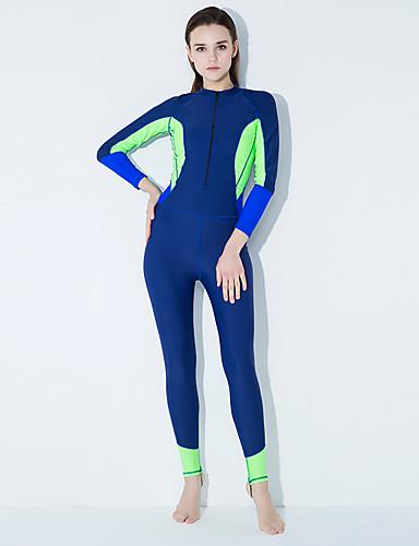 dde806845 Mulheres Esportivo Básico Com Alças Azul Preto Shorts de Natação Maiô Roupa  de Banho - Sólido Estampa Colorida L XL XXL Azul   Sexy de 6927345 2019 por  ...