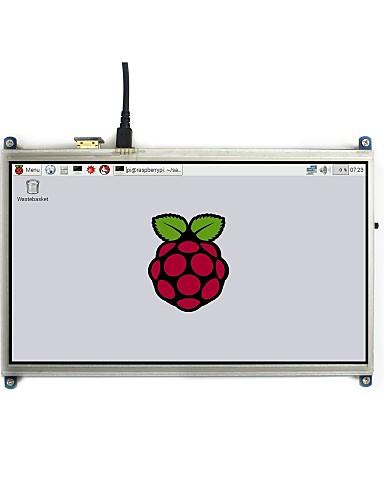 preiswerte Raspberry Pi-Waveshare 10,1 Zoll HDMI lcd 1024 × 600