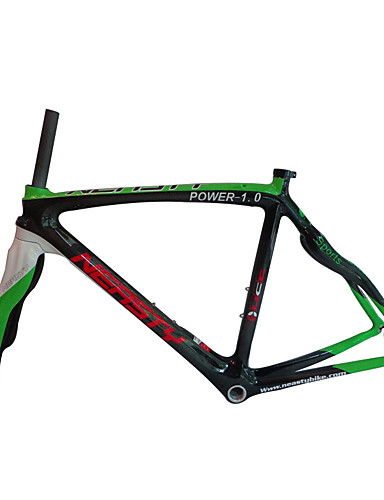 cheap Bike Frames-Road Frame Carbon Fiber Bike Frame 700C N / A 3K cm inch
