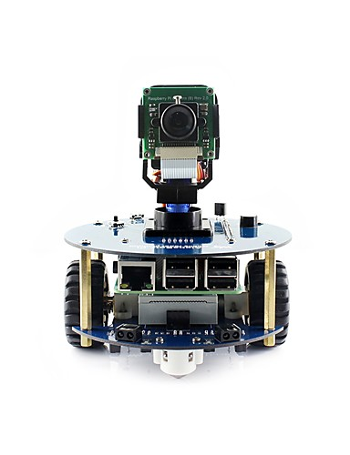 preiswerte Raspberry Pi-waveshare alphabot2-pi acce pack alphabot2 roboterbausatz für raspberry pi 3 modell b (kein pi)