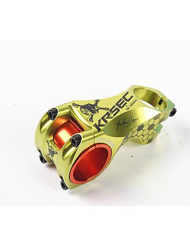 povoljno Ručke i lule volana-KRSEC 31.8 mm Kormilo 17 stupanj 60 mm 7075 Aluminijska legura Mala težina Jednostavna primjena za Biciklizam Sjajan
