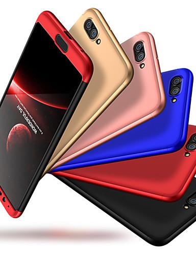 Θήκη Za Huawei Huawei Honor View 10 Otporno na trešnju / Mutno Stražnja maska Jednobojni Tvrdo PC