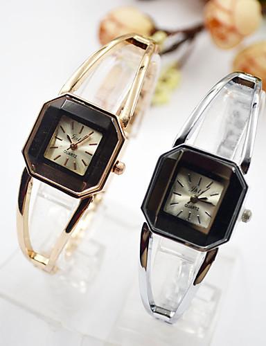 Mulheres Relógio Elegante Relógio de Pulso Quartzo Relógio Casual imitação  de diamante Lega Banda Analógico Elegante Minimalista Preta - Preto de  7007180 ... 9c601d47fd
