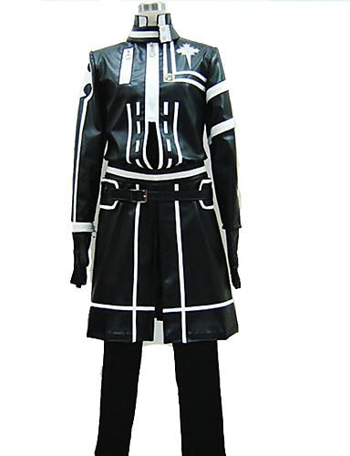 povoljno Maske i kostimi-Inspirirana D.Gray-man Allen Walker Anime Cosplay nošnje Japanski Cosplay Suits Art Deco Kostim Za Muškarci / Žene