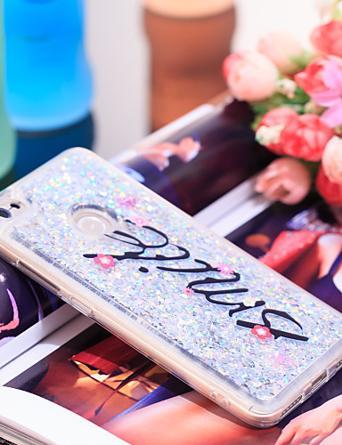 Θήκη Za Xiaomi Redmi Note 5A Otporno na trešnju / Šljokice Stražnja maska Šljokice Mekano TPU