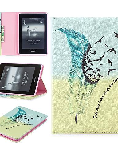 Θήκη Za Apple iPad Pro 12.9'' Utor za kartice / Otporno na trešnju Korice Perje Tvrdo PU koža