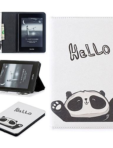 Θήκη Za Apple iPad Pro 11'' / iPad Mini 5 / iPad New Air (2019) Utor za kartice / Otporno na trešnju Korice Panda Tvrdo PU koža