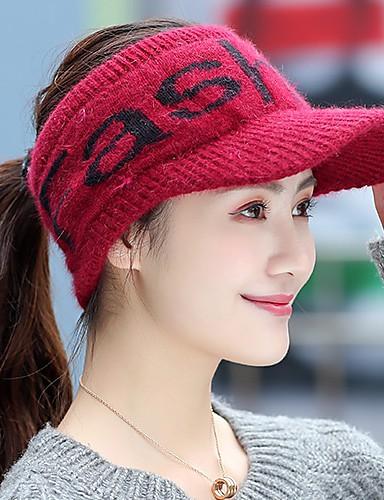 Mujer Gorro   Boina Francesa   Sombrero Floppy - Básico Estampado 7051763  2019 –  16.79 52af7ae15e0