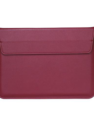 Ručne torbe Jednobojni PU koža za New MacBook Pro 15