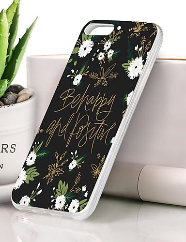 Θήκη Za Huawei Honor 7A Ultra tanko / Uzorak Stražnja maska Cvijet Mekano TPU