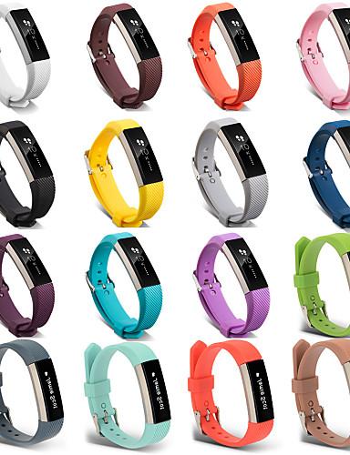 צפו בנד ל Fitbit Alta HR / Fitbit Alta פיטביט רצועת ספורט סיליקוןריצה רצועת יד לספורט