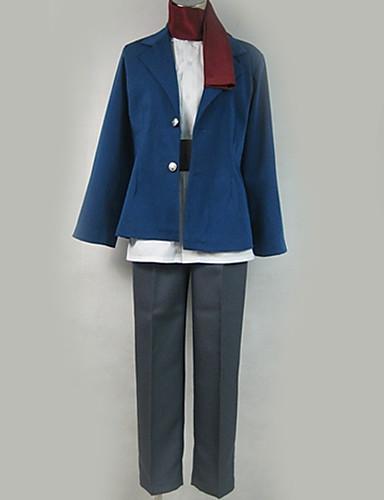 povoljno Anime cosplay-Inspirirana Gundam Cosplay Anime Cosplay nošnje Japanski Cosplay Suits Suvremeno Kaput / Bluza / Top Za Muškarci / Žene