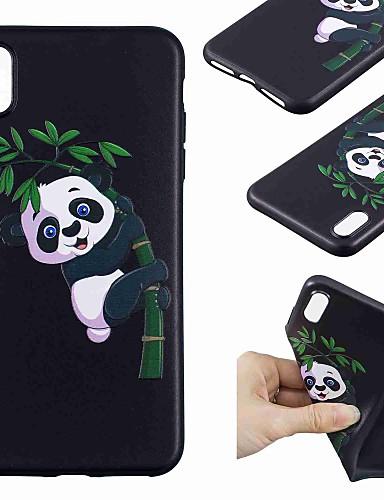Θήκη Za Apple iPhone XS / iPhone XR / iPhone XS Max Uzorak Stražnja maska Panda Mekano TPU