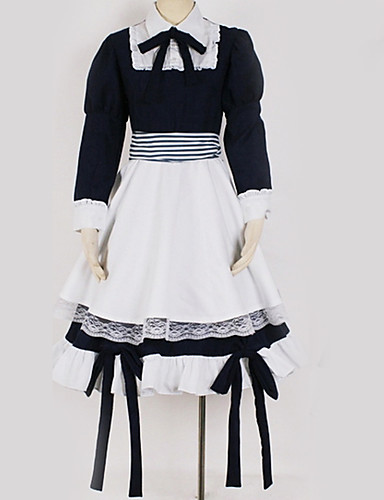 povoljno Anime cosplay-Inspirirana Hetalia Cosplay Anime Cosplay nošnje Japanski Cosplay Suits Jednostavan Kravata / Haljina / Luk Za Muškarci / Žene