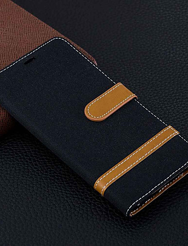 Θήκη Za Samsung Galaxy S9 / S9 Plus / Galaxy S10 Novčanik / Utor za kartice / sa stalkom Korice Jednobojni Tvrdo PU koža