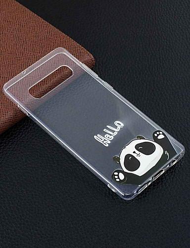 Θήκη Za Samsung Galaxy S9 / S9 Plus / Galaxy S10 Uzorak Stražnja maska Panda Mekano TPU