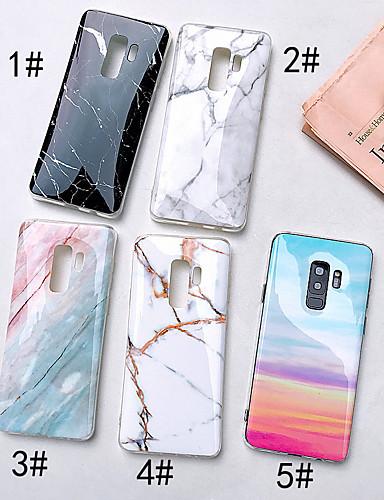 Θήκη Za Samsung Galaxy S9 / S9 Plus / S8 Plus IMD Stražnja maska Mramor Mekano TPU