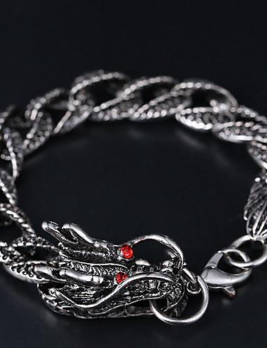 preiswerte Men's Trendy Jewelry-Herrn Ethnisch Modisch Aleación Strasse / Armband