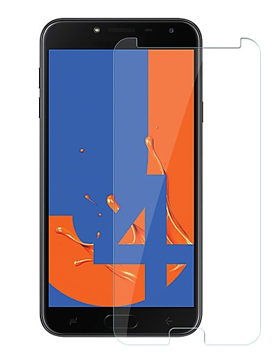 Samsung GalaxyScreen ProtectorJ4 9H tvrdoća Prednja zaštitna folija 1 kom. Kaljeno staklo
