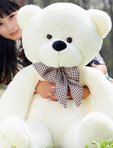preiswerte Spielzeug & Hobby Artikel-Bär Teddybär Kuscheltiere & Plüschtiere Tiere Niedlich Baumwolle / Polyester Alles Spielzeuge Geschenk 1 pcs