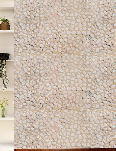 preiswerte Tapete-Tapete Vinylal Wandverkleidung - Selbstklebend Art Deco / Stein
