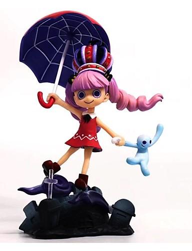 povoljno Maske i kostimi-Anime Akcijske figure Inspirirana One Piece Perona PVC 10 cm CM Model Igračke Doll igračkama