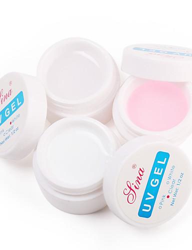 preiswerte Pflege & Haar-Nagellack UV Gel 15 ml 1 pcs Stilvoll Langlebige Aufsaugeigenschaften Freizeitskleidung / Verabredung Stilvoll Heller Farbton