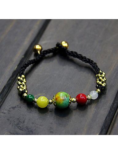 preiswerte Men's Trendy Jewelry-Herrn Damen Grundlegend Messing Solide / Armband
