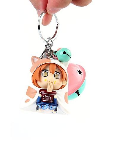 povoljno Maske i kostimi-Anime Akcijske figure Inspirirana Ljubav uživo Rin Hoshizora PVC 6 cm CM Model Igračke Doll igračkama