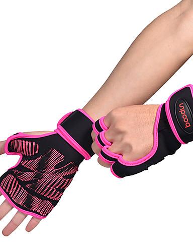 povoljno Vježbanje, fitness i joga-boodun Zaštitnu opremu Rukavice za vježbanje Kamen Lycra spandex Rastezljiva Potpuno zaštita od dlake i dodatni zahvat Prozračnost Sposobnost Vježbati Za Dječaci Djevojčice prst ruke