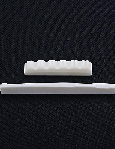 preiswerte Musikinstrumente-B36 Gitarrenzubehör Material Musik Gitarre Musikinstrumente Zubehör 7.2*0.8*0.29 cm