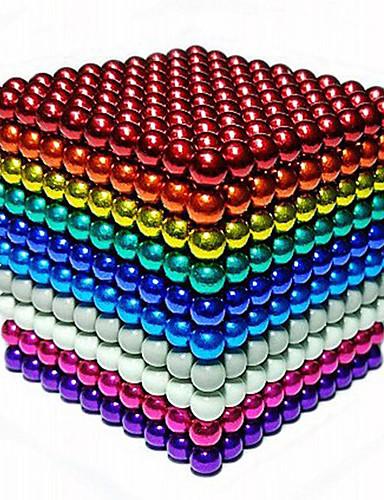 preiswerte Spielzeug & Hobby Artikel-216-1000 pcs 3mm Magnetspielsachen Magnetische Bälle Bausteine Superstarke Magnete aus seltenem Erdmetall Neodym - Magnet Neodym - Magnet Stress und Angst Relief Fokus Spielzeug Büro Schreibtisch
