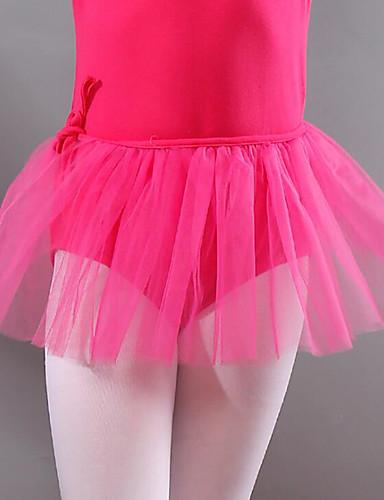 levne Shall We®-Dětské taneční kostýmy / Balet Spodní část oděvu Dívčí Trénink / Výkon Tyl Sklady Přírodní Sukně