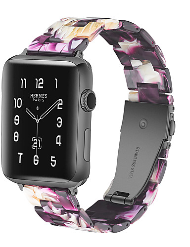 Klokkerem til Apple Watch Series 5/4/3/2/1 Apple Sportsrem Keramikk Håndleddsrem
