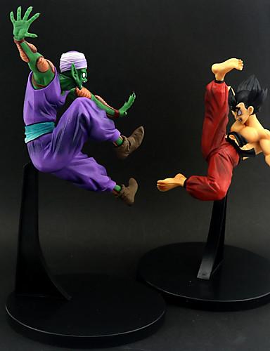 povoljno Maske i kostimi-Anime Akcijske figure Inspirirana Dragon Ball Piccolo Son Goku PVC 22 cm CM Model Igračke Doll igračkama
