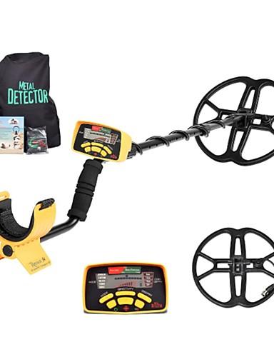 preiswerte Elektrische Ausrüstung-Tianxun MD-6350 12'' Instrument / Metalldetektor MD-6350 Underground Metal Detector Gold Digger Treasure Hunter MD6350 Professional Detecting Equipment Pinpointer Praktisch / Cool / Pro