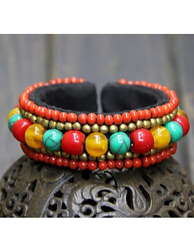 preiswerte Men's Trendy Jewelry-Herrn / Damen Grundlegend Armband Solide