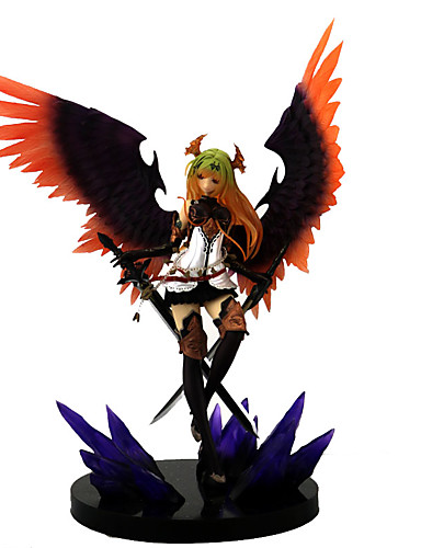 povoljno Maske i kostimi-Anime Akcijske figure Inspirirana Rage of Bahamut Olivia PVC 27 cm CM Model Igračke Doll igračkama