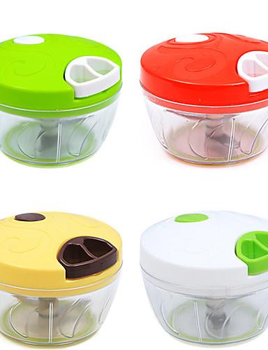 preiswerte Küche-manueller Nahrungsmittelzerhacker Gemüsehacker Nahrungsmittelmaschine Fleischmaschine Brecher Mixer
